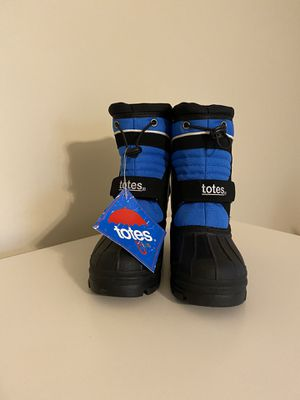 Kid's Totes Rain and Snow Boots Size 12 for Sale in Yorktown, VA