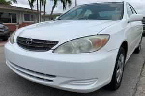 !Price $$800$ (2004 Toyota Camry White Color) for Sale in West Hempstead, NY