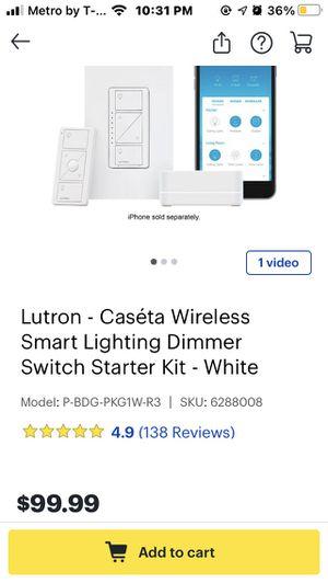 Caseta Wireless for Sale in Des Moines, WA