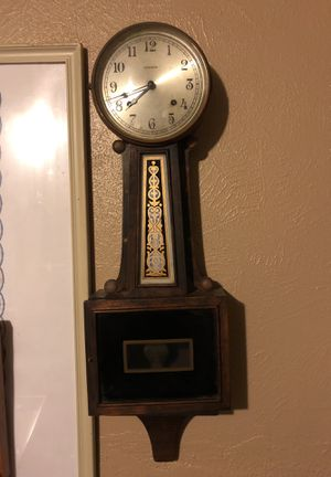 Antique Ingraham Banjo Clock. for Sale in Hayward, CA