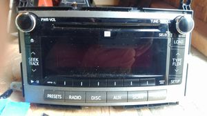 Jbl stock stereo and amp for Toyota Venza 2010-12 for Sale in Modesto, CA