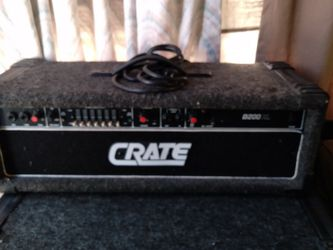 Crate B200 XL BASS SPEAKER.(500 WATTS MAX) for Sale in St. Louis,  MO