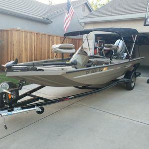 2019 Alumacraft Prowler Boat for Sale in Modesto, CA