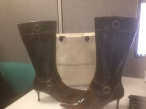Banana Republic Extreme Calves Boots for Sale in Bronx, NY