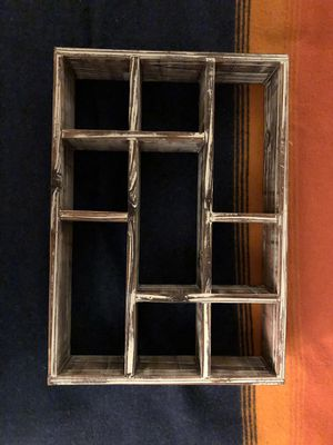 Wooden storage shelf for Sale in Los Angeles, CA
