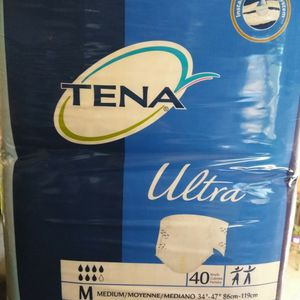 Tena Ultra adults Briefs /Diapers $ 20 for Sale in Damascus, MD