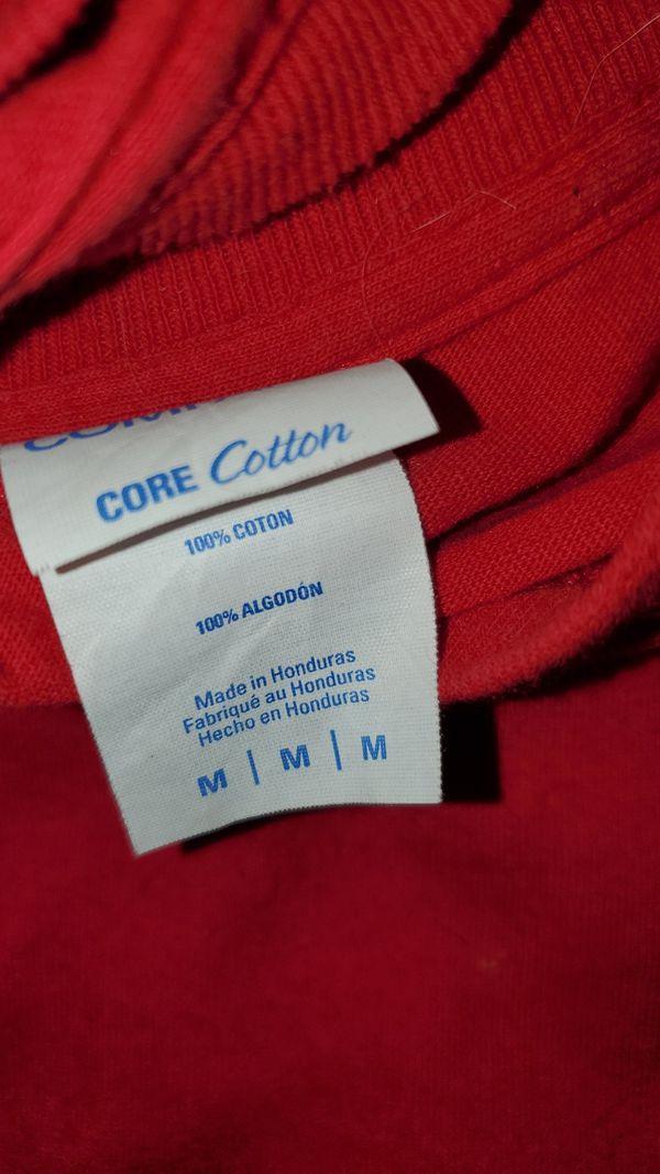 Mcdonald's cactus jack crew shirt medium