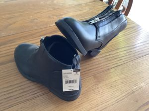 Women's ankle bootie / boots. The new ones were never shod. Size # 6. All information in the photo. Bargaining Is Appropriate Or Your Best Offer. for Sale in Torrance, CA