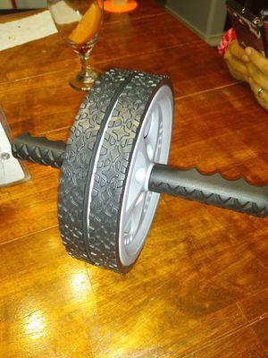 Men's health abdominal wheel for Sale in El Mirage, AZ
