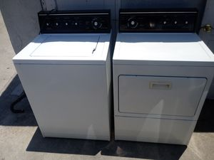 Kenmore Ultra Fabric Care Washer and Dryer Set for Sale in Bellflower, CA