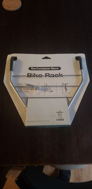 Bike Rack - Container Store NWT for Sale in Chicago, IL