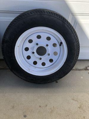 Utility trailer tire for Sale in Hesperia, CA