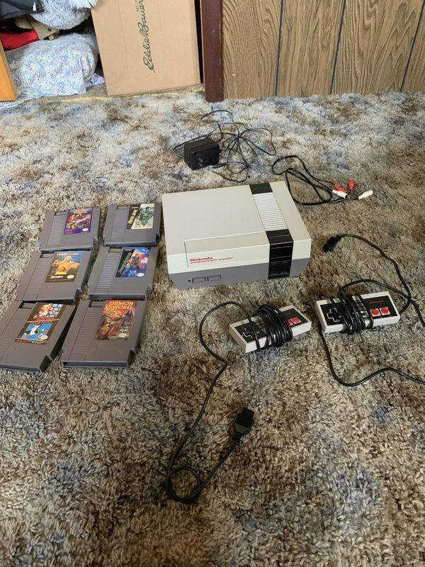 Original Nintendo and Extras