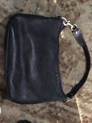 Genuine Coach Sarah black pebble hobo bag purse. $48 for Sale in Columbus, OH