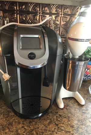 Coffe maker and shake blender for 50 00 for Sale in Waterbury, CT