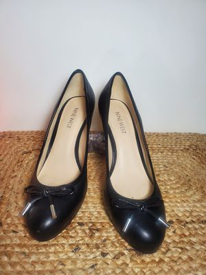 HIGH HEELS BLACK / CLASSIC NINE WEST / SIZE 7 for Sale in Hollywood, FL