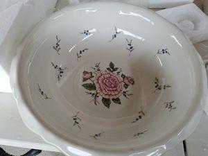 princess house vintage garden large bowl for Sale in Pico Rivera, CA