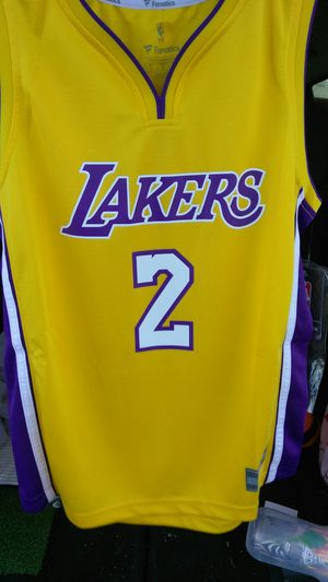 Lakers lonzo Ball jersey for Sale in Las Vegas, NV