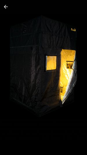 Gorilla grow tent and portable AC unit for Sale in Clearwater, FL