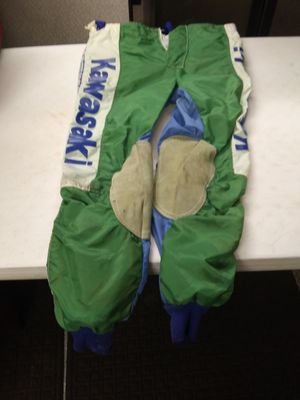 Kawasaki motorcycle pants for Sale in Mission Viejo, CA