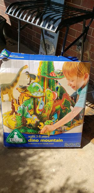 Large Dino Mountain Puzzle for Sale in Washington, DC