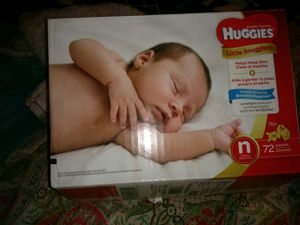 huggies newborn for Sale in Houston, TX