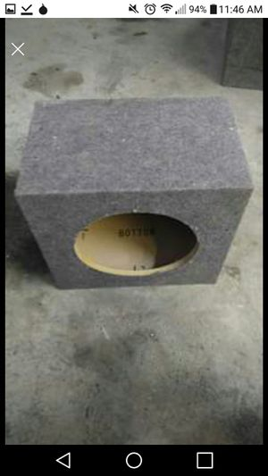 1 12 Sub box for Sale in Appleton, WI