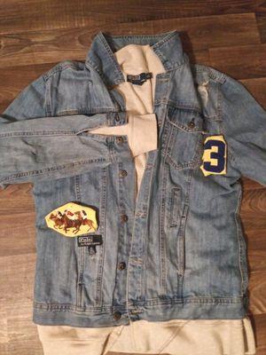 Polo Ralph Lauren Custom Jacket for Sale in San Antonio, TX