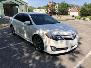 Toyota Camry 2013 for Sale in Houston, TX