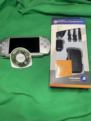 PSP Uiversal charger for PSP and Nintendo 3DS for Sale in E RNCHO DMNGZ, CA