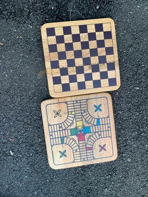 Games - Antique wood (board games) for Sale in Upper Marlboro, MD