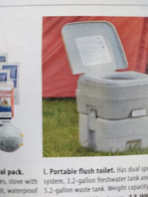 Portable toilet for Sale in Cleveland, OH