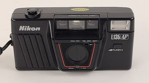 Nikon L135AF 35mm point and shoot film camera for Sale in Smyrna, TN