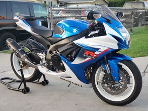 2013 gsxr600 for Sale in Industry, CA