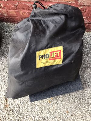 2 PRO LIFT HARNESS BELTS LIFTING ASSISTANT SHOULDER DOLLY for Sale in Hammond, IN