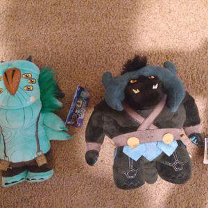 Trollhunters Plushies for Sale in San Bernardino, CA