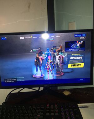Gaming monitor (60hz) for Sale in Lexington, SC