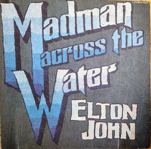 Elton John - Madman across the water for Sale in Frederick, MD