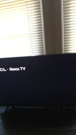 Tcl Roku tv for Sale in Richmond, VA