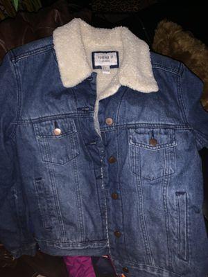 Jean jacket for Sale in Rockville, MD