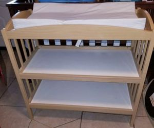 Changing Table with Mattress for Sale in Baytown, TX