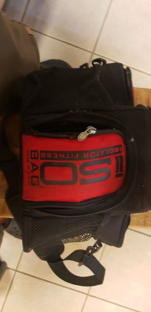 Iso fitness bag for Sale in Diamond Bar, CA