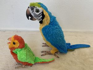 Hasbro FurReal Friends talking macaw for Sale in Chandler, AZ