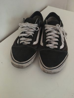 Vans size 9.5 for Sale in Cranston, RI