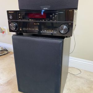 Home Theater Equipment for Sale in Vista, CA