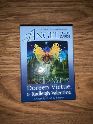 Angel Tarot Cards with little Booklet for Sale in Riverside, CA