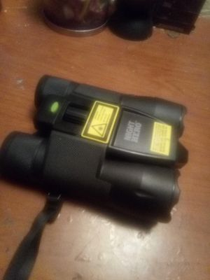 Night Hero. Night vision binoculars. Projects a green light up to 100ft. Mostly for spotting animals! for Sale in Waynesburg, PA