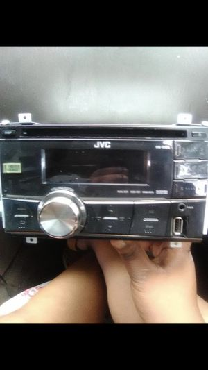 JVC 1-Din CD player for Sale in Artesia, MS