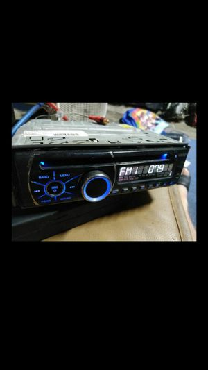 Nice higher end Clarion CZ100 CD receiver for Sale in Beech Grove, IN