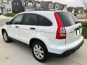 White 2007 Honda CRV EX AWDWheels Good for Sale in Rochester, NY